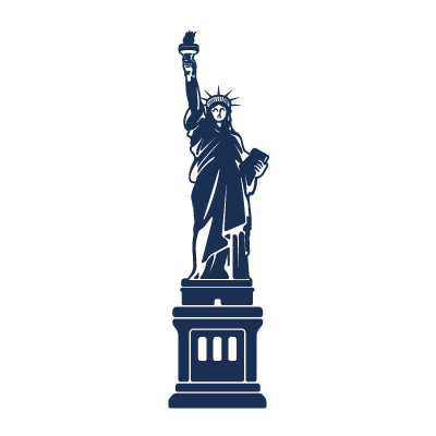 A4 Statue of Liberty